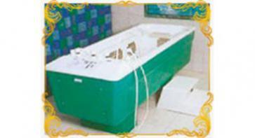Сухая углекислая ванна комбинированная Worishofen CO2 1800 AC (Германия)
